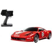 Tamiya 300046623 - 01:10 RC XBS Ferrari 458 Challenge TT-01ES