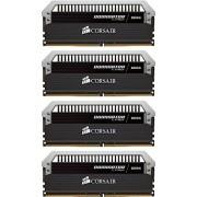 Corsair Dominator Platinum CMD16GX4M4C3200C16 Kit di Memoria RAM da 16GB, 4x4GB, DDR4, Nero