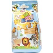 Biscuiti Buongiorno Bio ZooParty din spelta cu orez (produs vegan) 350g