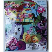 My Little Pony 48 Piece Puzzle On The Go