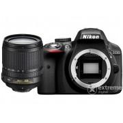 Aparat foto Nikon D3300 kit (cu obiectiv 18-105mm VR) 3 ani garantie la body