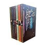 Hercule Poirot Classic Mysteries 6 Books Collection Box Set