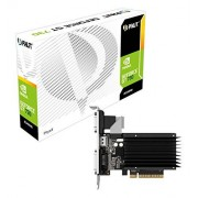 Palit Microsystems, Inc. Palit NEAT7300HD06H Carte graphique GRA PCX GT730 1 Go Passiv GeForce GT 730 902 MHz PCI-Express 1024 Mo