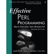 Effective Perl Programming by Joseph N. Hall