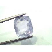 4.80 Ct Unheated Untreated Natural Ceylon White Sapphire Venus