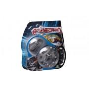 Giochi Preziosi 70183161 - Atomicron Deluxe Blister carbonio, giocare cifre, 12 pezzi