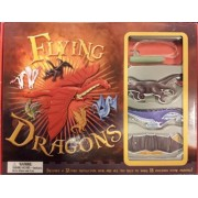 Flying Dragons (Includes a 32-page Instruction Book and 18 Launchable Flying Dragon Projectiles)