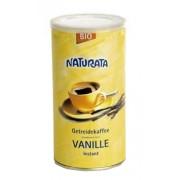Cafea cereale bio instant, aroma vanilie