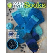 Easy Knit Socks by Editors of Sixth&Spring Books