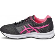 asics Patriot 8 - Chaussures de running - orange/violet EU 44 (US 11,5) Chaussures Running neutre