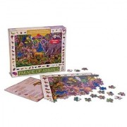 Parade Of Animals Pieces Of History 300 Piece Puzzle By Find It Games