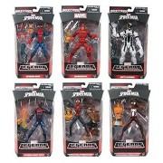 Marvel Legends Infinite Series Spider-man Wave 2 Hobgoblin Build A Figure Complete Set (BAF) by Hasbro Toy Group