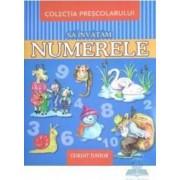 Sa invatam numerele - Colectia prescolarului