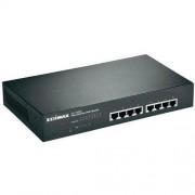 EDIMAX Switch EDIMAX ES-1008P, 8 Portów, 100 Mbit/s, funkcja PoE