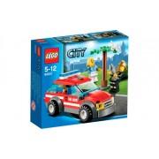 LEGO City Tűzoltóparancsnoki autó