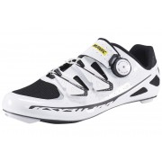 Mavic Ksyrium Ultimate II Shoe Men white 42 Rennveloschuhe