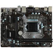 Placa de baza MSI B150M PRO-VH, Intel B150, LGA 1151