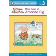 More Tales of Amanda Pig by Jean Van Leeuwen