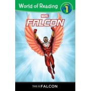 World of Reading Falcon: This Is Falcon by Marvel Book Group