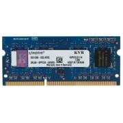 Kingston Notebook 4GB DDR3L (1600MHz) SODIMM memorie (KVR16LS11/4)