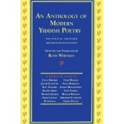 An Anthology of Modern Yiddish Poetry by Ruth Whitman
