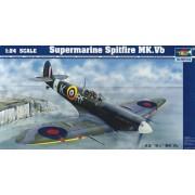 Trumpeter 02403 - Modellino Supermarine Spitfire Mk.Vb