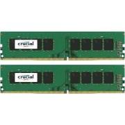 8GB Kit (4GBx2) DDR4 2133 MT/s (PC4-17000) CL15 SR x8 Unbuffered DIMM 288pin CT2K4G4DFS8213