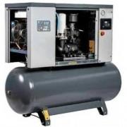 kompresor skrutkový Aerius VB18i-500 : 18,5 kW - vzdušník 500 Ltr - 205x90x176 cm - 537 kg