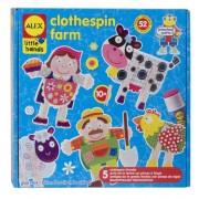 ALEX Toys Little Hands Clothespin Farm