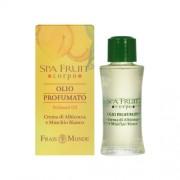 Parfémovaný olej Frais Monde Spa Fruit Apricot And White Musk Perfumed Oil 10ml W Meruňka a Bílý Mošus