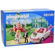 Playmobil 6871 City Life Ensemble de base - Mariage