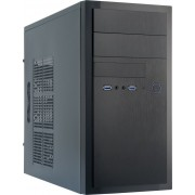 Chieftec Elox HT-01B-350S8 Mini-Toren 350W Zwart