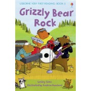 Usborne - Grizzly bear rock (Very First Reading)