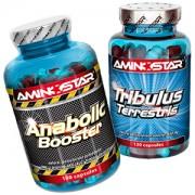 AMINOSTAR - Anabolic Booster 180kps + Tribulus Terrestris 120kps