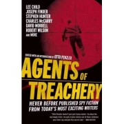 Agents of Treachery by Otto Penzler