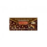 Черен шоколад с цели лешници Novi Nocciolato Fondente 130гр