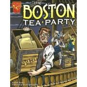The Boston Tea Party by Matt Doeden