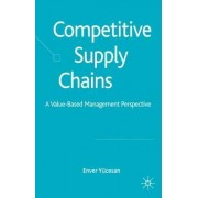 Competitive Supply Chains by Enver Yucesan