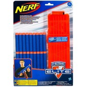 Nerf N Strike Elite Blaster 18 Dart Clip Includes 18 Darts