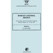 Robust Control Design 1997 by Cs. Banyasz