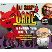 The Old Harry's Game: Complete Series 3 and 4 by Andy Hamilton
