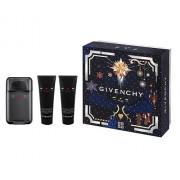 Givenchy Play Intense 100Ml Edt 100Ml + 75Ml Balsamo After Shave + 75Ml Docciaschiuma Per Uomo (Eau De Toilette)