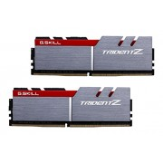 G.SKILL TridentZ Series 16GB (2 x 8GB) 288-Pin DDR4 SDRAM DDR4 3400 (PC4 27200) Intel Z170 Platform Desktop Memory Model F4-3400C16D-16GTZ