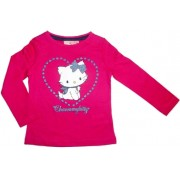 Bluza Charrmy Kitty roz