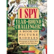 I Spy Year-round Challenger! by Jean Marzollo