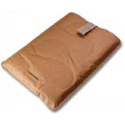 Papernomad APN-SMO Sleeve Ecologica in Carta per MacBook AIR 13 Flower Design, Naturale