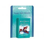 Die Weisheit der Delphine (60 farbige Mini-Karten + Miniatur-Büchlein)