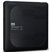 """HDD Extern Western Digital My Passport Wireless Pro, 1TB, 2.5"""", USB 3.0"""