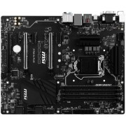 Placa de baza MSI Z170A SLI PLUS, Intel Z170, LGA 1151