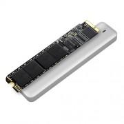 Transcend TS960GJDM520 JetDrive 520 SSD per MacBook Air M12, 960 GB, SATA III, Kit con Case Esterno USB 3.0, Custodia e Cacciavite